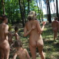 Family nudist photo watch
