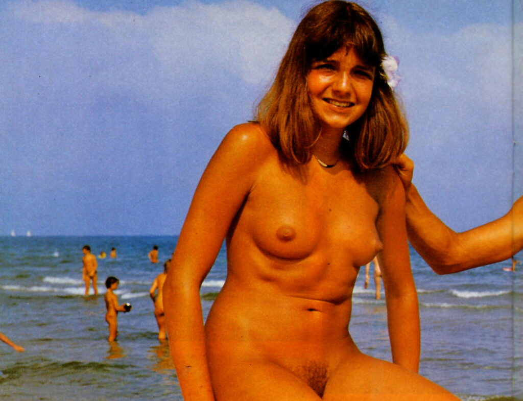 Retro Nudist Photos