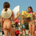 Young naturists