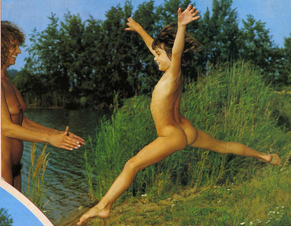 Ballet and naturism