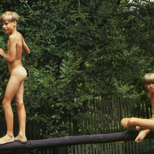 Nudist Families in Magazine